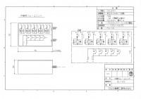 5L1AS 5入力1無電圧接点出し 図面