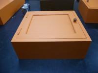 機器収容箱(木製)