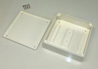 差動分布型感知器収容ボックス(屋内・屋外防滴型)2個用 屋内型TH22