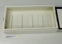 差動分布型感知器収容ボックス(屋内・屋外防滴型)4個用 屋外防滴型TH3Z12