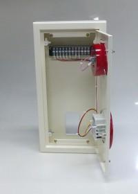 機器収容箱・非常電話・インターホン各種収容箱(壁掛・自立)4