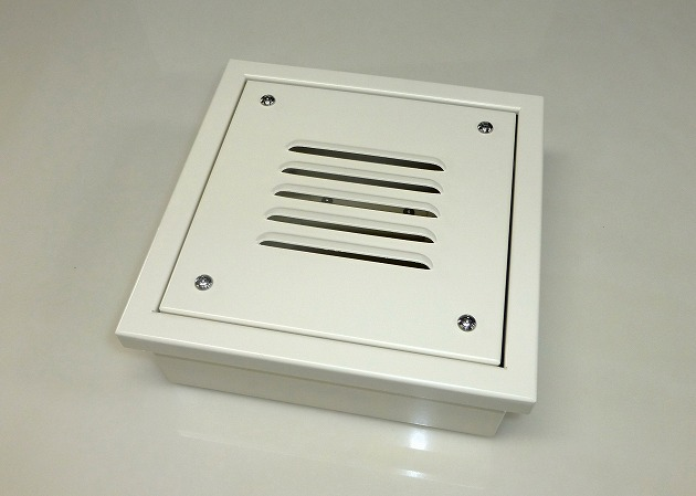 埋込型ベル収容箱(屋外防滴型)1 埋込型ベル収容箱(屋外防滴型) 埋込型ベル収容箱(屋外防滴型)